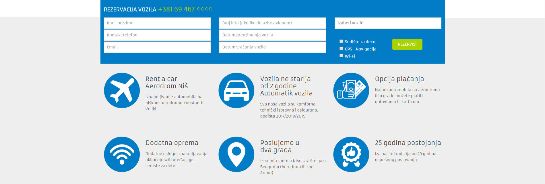inter renta car website